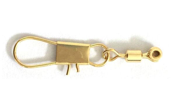 金色铜头海用太空豆钓具配件