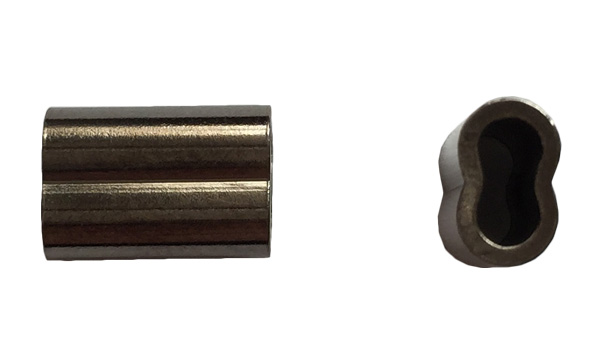 双铜管钓具配件